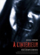 À l'intèrieur - French Movie Poster (xs thumbnail)