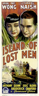 Island of Lost Men - Movie Poster (xs thumbnail)