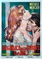 Merveilleuse Angélique - Italian Movie Poster (xs thumbnail)