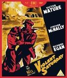Violent Saturday - British Blu-Ray movie cover (xs thumbnail)