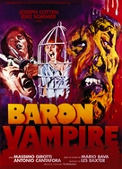 Gli orrori del castello di Norimberga - French Movie Poster (xs thumbnail)