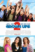 Grown Ups 2 - International Movie Poster (xs thumbnail)