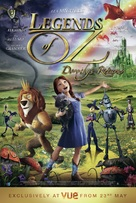 Legends of Oz: Dorothy's Return - British Movie Poster (xs thumbnail)