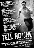 Ne le dis à personne - Movie Poster (xs thumbnail)