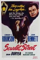 Scarlet Street - Movie Poster (xs thumbnail)