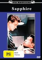 Sapphire - Australian Movie Cover (xs thumbnail)