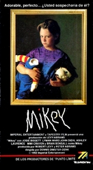 Mikey - Argentinian VHS cover (xs thumbnail)