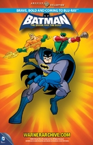 """Batman: The Brave and the Bold"" - Video release movie poster (xs thumbnail)"