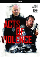 Acts of Violence - Movie Cover (xs thumbnail)
