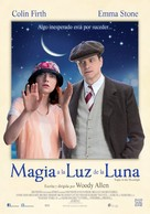 Magic in the Moonlight - Mexican Movie Poster (xs thumbnail)