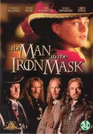 The Man In The Iron Mask - Dutch poster (xs thumbnail)