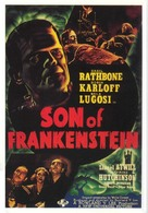 Son of Frankenstein - Movie Poster (xs thumbnail)