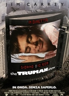 The Truman Show - Italian Movie Poster (xs thumbnail)