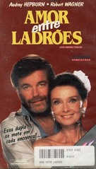Love Among Thieves - Brazilian VHS cover (xs thumbnail)