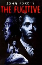 The Fugitive - VHS movie cover (xs thumbnail)