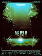 The Abyss - French Movie Poster (xs thumbnail)