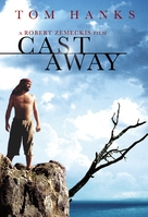 Cast Away - DVD cover (xs thumbnail)