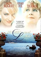 A Month by the Lake - Spanish Movie Poster (xs thumbnail)
