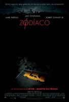 Zodiac - Brazilian Movie Poster (xs thumbnail)