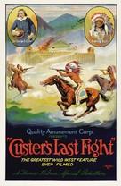 Custer's Last Raid - Movie Poster (xs thumbnail)