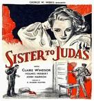 Sister to Judas - Movie Poster (xs thumbnail)