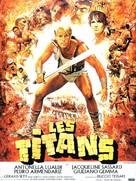 Arrivano i titani - French Movie Poster (xs thumbnail)