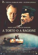 Taking Sides - Italian Movie Poster (xs thumbnail)