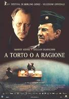 Taking Sides - Italian Movie Poster (xs thumbnail)