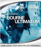 The Bourne Ultimatum - Blu-Ray cover (xs thumbnail)