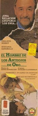 Occhiali d'oro, Gli - Argentinian VHS cover (xs thumbnail)