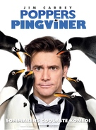 Mr. Popper's Penguins - Swedish Movie Poster (xs thumbnail)