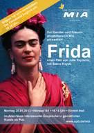 Frida - German Movie Poster (xs thumbnail)