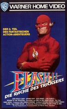 The Flash - German Movie Poster (xs thumbnail)
