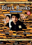 """""""Black Books"""" - French Movie Cover (xs thumbnail)"""