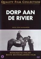 Dorp aan de rivier - Dutch DVD cover (xs thumbnail)