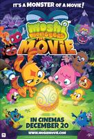 Moshi Monsters: The Movie - British Movie Poster (xs thumbnail)