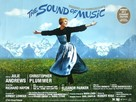 The Sound of Music - British Re-release poster (xs thumbnail)