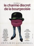Le charme discret de la bourgeoisie - French Movie Poster (xs thumbnail)