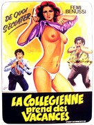 Cara dolce nipote - French Movie Poster (xs thumbnail)