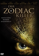 The Zodiac - German DVD cover (xs thumbnail)