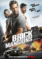 Brick Mansions - Canadian DVD movie cover (xs thumbnail)
