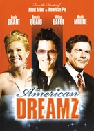 American Dreamz - DVD cover (xs thumbnail)