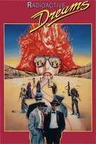 Radioactive Dreams - VHS cover (xs thumbnail)