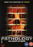 Pathology - British Movie Cover (xs thumbnail)