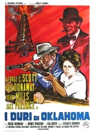 Oklahoma Crude - Italian Movie Poster (xs thumbnail)