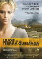 The Burning Plain - Spanish Movie Poster (xs thumbnail)