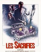 Les sacrifiés - French Movie Poster (xs thumbnail)