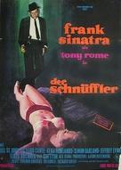 Tony Rome - German Movie Poster (xs thumbnail)