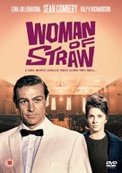 Woman of Straw - British DVD movie cover (xs thumbnail)