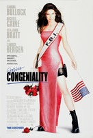 Miss Congeniality - Movie Poster (xs thumbnail)